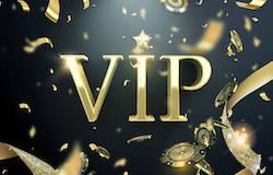 loyalty program and vip rewards